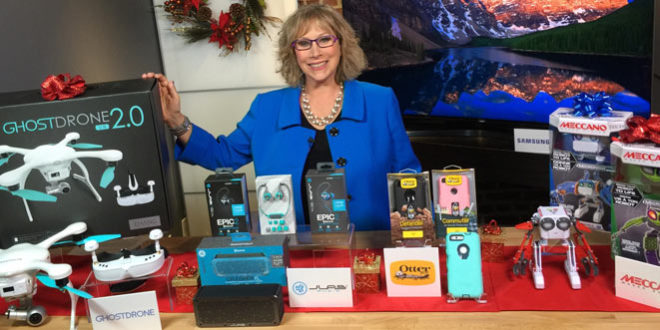Hot Holiday Tech Pre-Black Friday with Andrea Smith