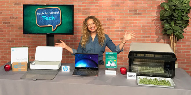 Back to School Tech with Carley Knobloch