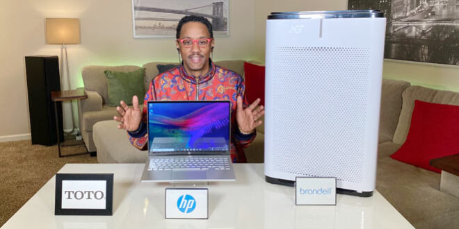 CES 2021: Day 2 with Mario Armstrong